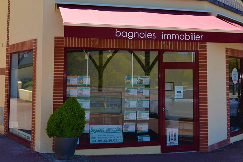 Agence Bagnoles Immobilier / Sale